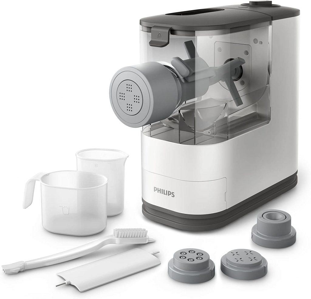 ver máquina de hacer pasta en amazon