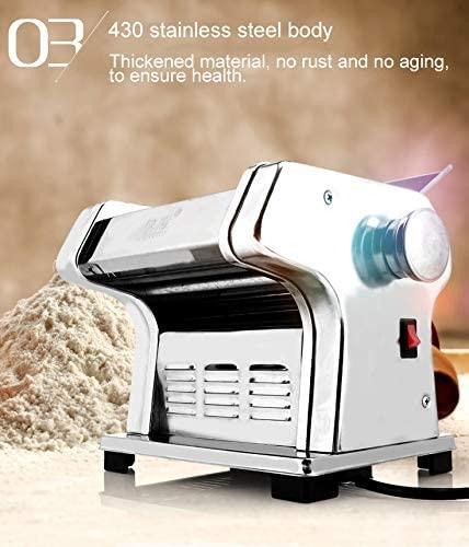 maquina de hacer pasta fresca electrica