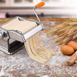 Máquina Manual de Hacer Pasta Fresca Casera