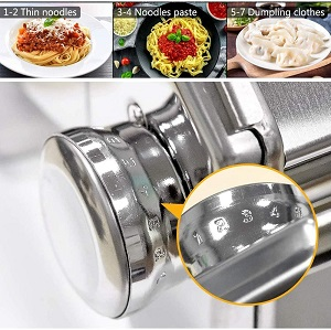 Máquina para Hacer Pasta Fresca Manual SALINOVO 2